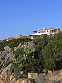 Porto Cervo, Emerald coast, Sardinia — Stock Photo