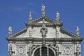 Venice, facade detail, Italy — Stock Photo
