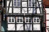 Nice timbered house in Bad Essen, German — Stock Photo