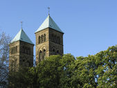 Herz-Jesu-Church in Osnabrueck, Germany — Stock Photo