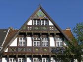 Timbered house, Osnabrueck, Germany — Stock Photo