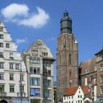 Wroclaw, Breslau, Poland, Rynek — Stock Photo #2152067