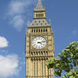 London, Big Ben — Stock Photo