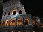Rome, Colosseo, Flavian Amphitheatre — Stock Photo