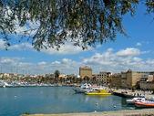 Alghero, Port, Sardinia, Italy — Stock Photo