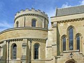 London, Temple Church, UK, England — Stock Photo