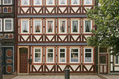 Duderstadt, timbered house, Germany — Stock Photo