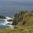Stock Photo: Lands End, Cornwall, England