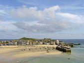 Cornwall, St. Ives, Penwith, harbor, UK — Stock Photo