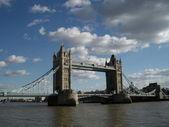 Tower Bridge, London,UK. — Stock Photo