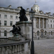 Stock Photo: Somerset House, London, UK