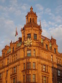 Harrods of London, UK — Stock Photo