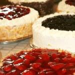 Viele verschiedene Kuchen — Stock Photo #1536255
