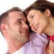 Young couple in love — Stock Photo #2516497