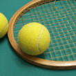 Stock Photo: Tenis ball