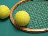 Tenis ball — Stock Photo