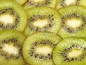 Kiwi texture — Stock Photo