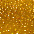 Golden drops — Stock Photo