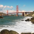 Golden Gate Bridge. — Stock Photo