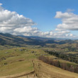 Stock Photo: Carpathian's panorama.