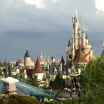 Disneyland — Stock Photo