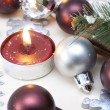 christmas spirit — Stock Photo