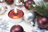 Christmas spirit — Stock Photo
