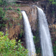 Opaekaa Falls, Kauai - Stock Photo