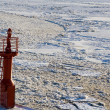 Frozen Baltic Sea — Stock Photo