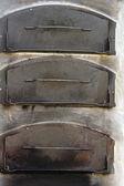 Stone oven — Stock Photo