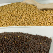 Mustard seeds — Stock Photo #1544591