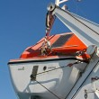 Stock Photo: Lifeboat