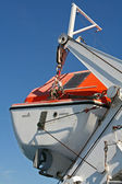 Lifeboat — Stock Photo