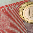 Stock Photo: Estoniand Euro