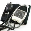 Royalty-Free Stock Photo: Blood pressure gauge