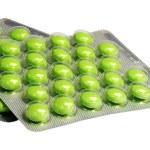 Prescription medicine — Stock Photo