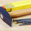 Royalty-Free Stock Photo: Different tools