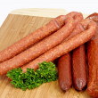 Sausage_9 — Stock Photo