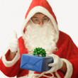 Smooth Santa — Stock Photo