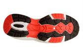 Tek bir spor ayakkabı — Stok fotoğraf