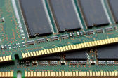 Random access memory — Stock Photo
