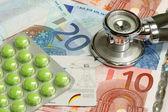 Medical insurance card — Stock Photo