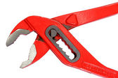 Adjustable wrench tool — Stock Photo