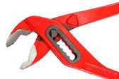 Adjustable wrench tool — Stock Photo