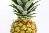 Detail from pineapple fruit — Stock Photo