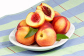 Nectarines — Stock Photo