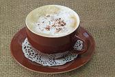 Tasty coffee — Stock Photo