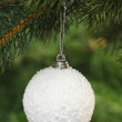 Christmas tree decoration — Zdjęcie stockowe