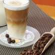 Royalty-Free Stock Photo: Latte Macchiato
