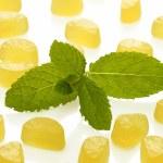 Zitrone Wein Zahnfleisch — Stockfoto